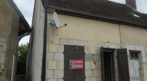 Réf: 2512 Maison de village Lavau