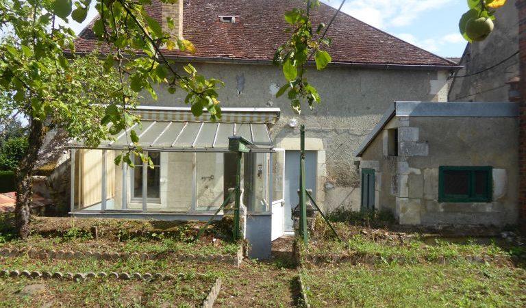 Réf 2514 Maison de bourg, Entrains sur Nohain